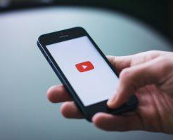 スマートフォン YouTube